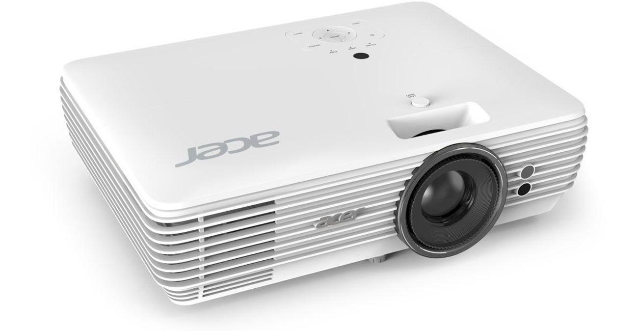 Acer H7850 DLP Możliwości