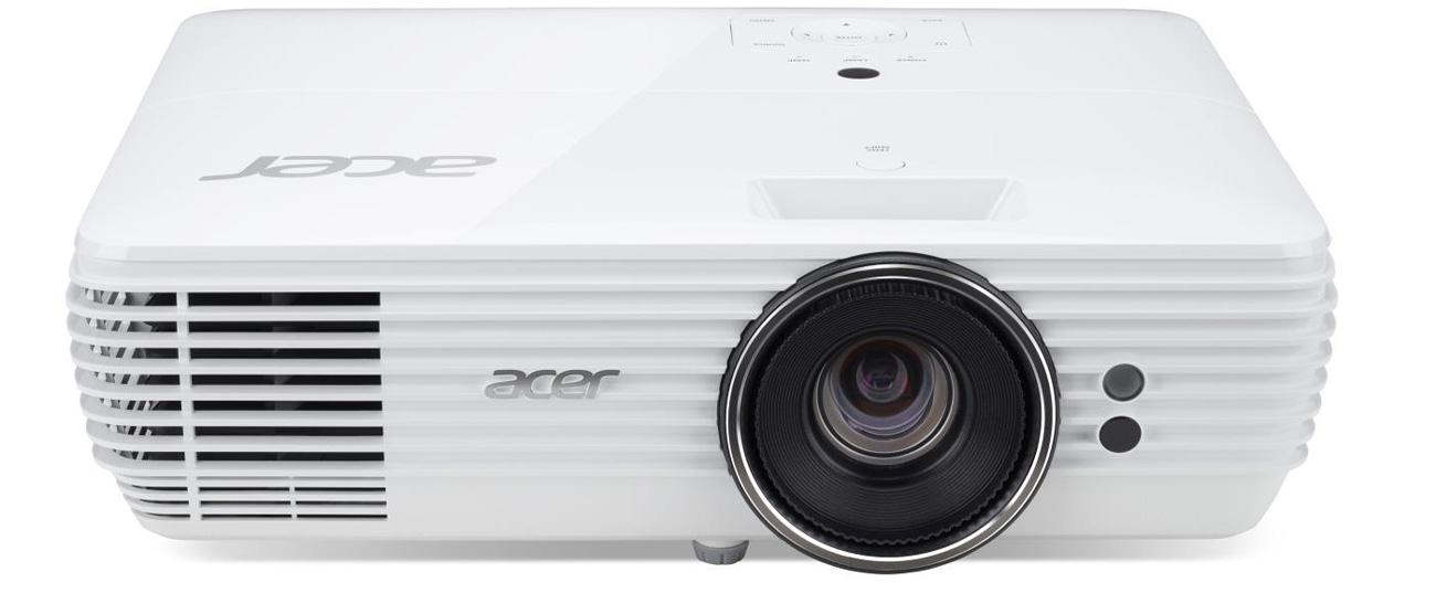 Acer H7850 DLP Rozdzielczość 4K