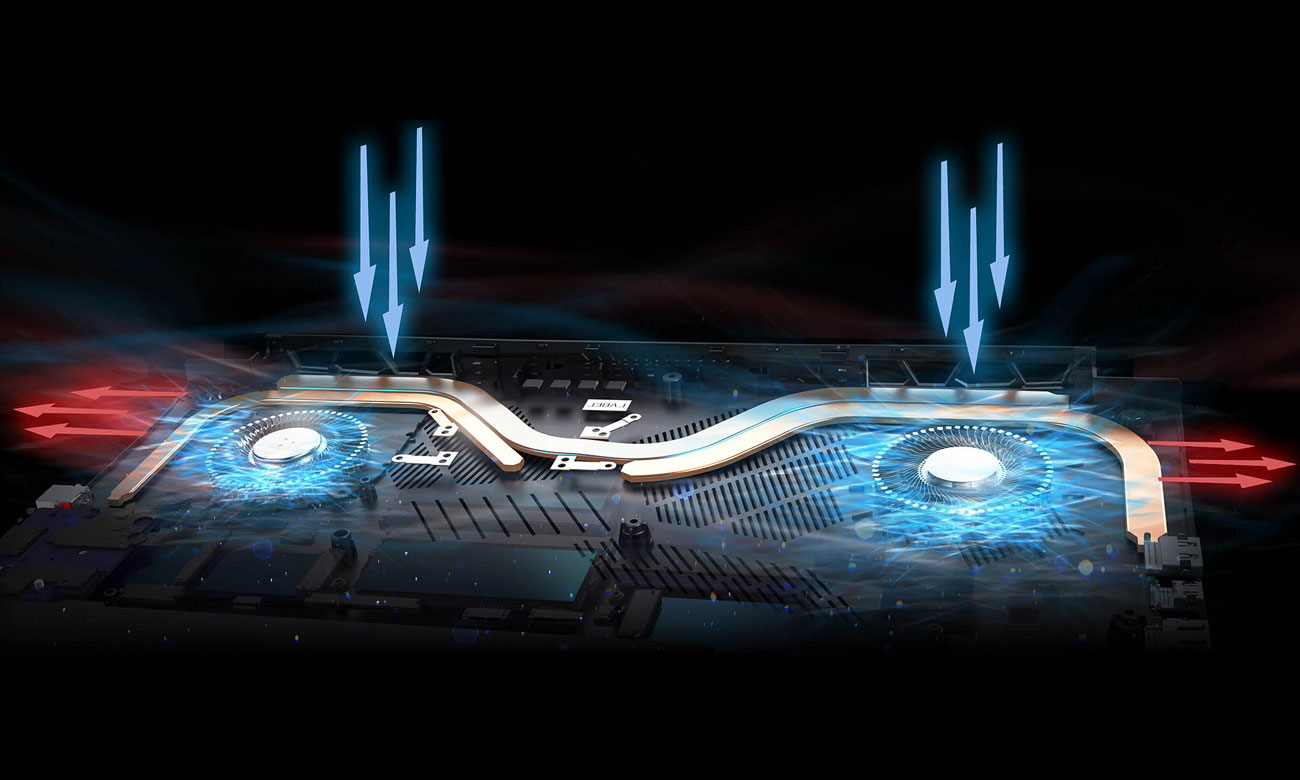 AeroBlade™ 3D czwartej generacji