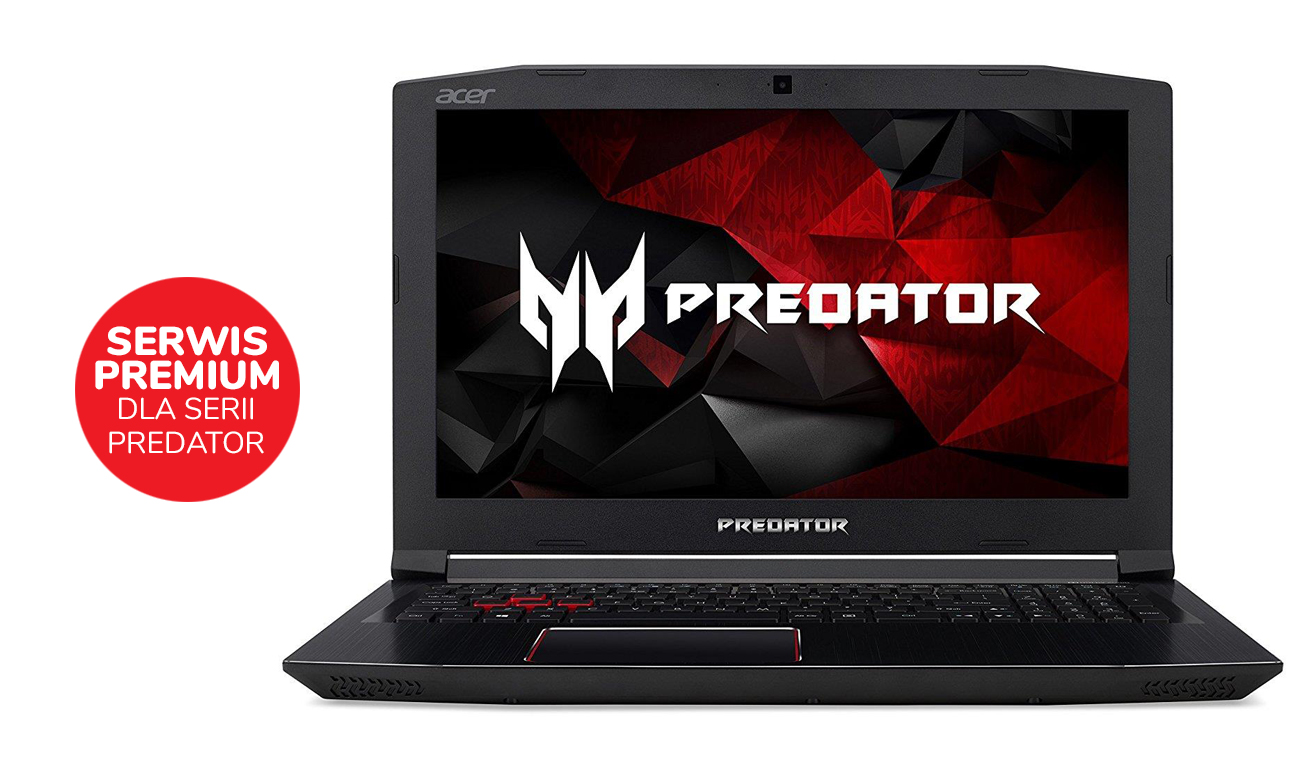 Acer Predator Serwis Premium