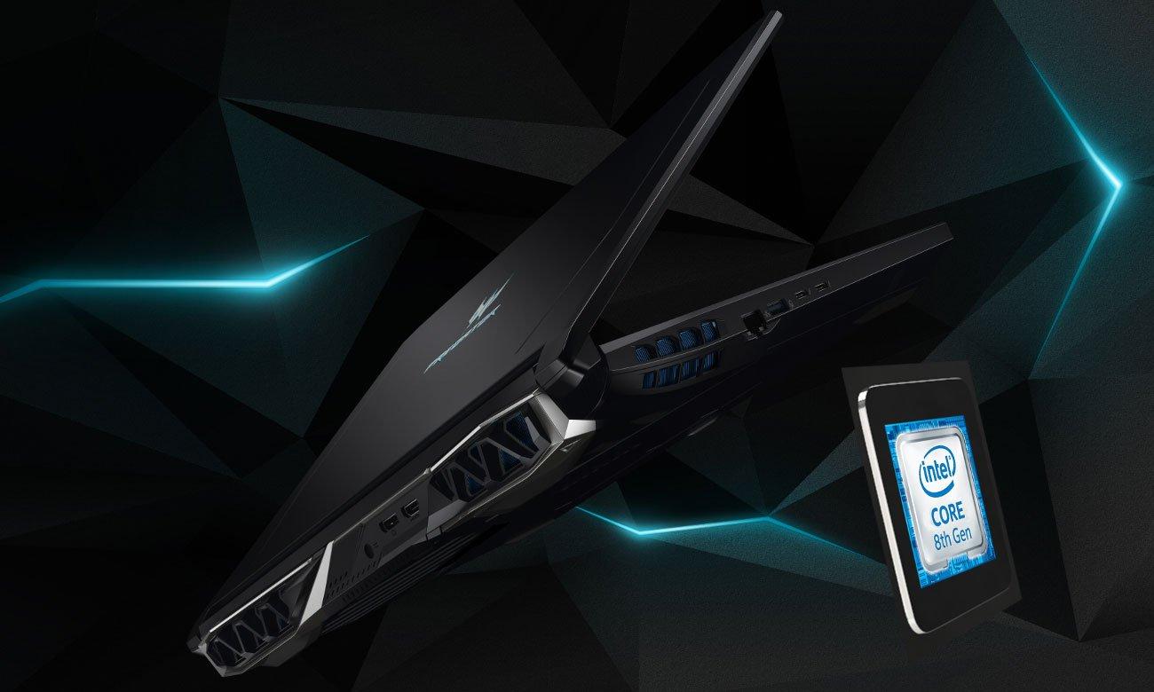 Procesor Intel Core i7-8750H Acer Predator Helios 500