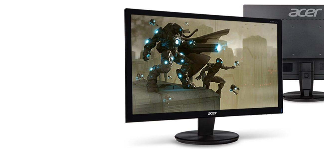 Acer K242HYLbid Wydajność