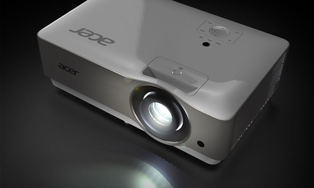 Acer VL7860 DLP 4K Rec.2020