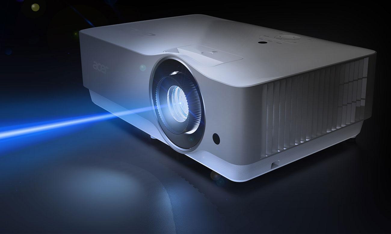 Acer VL7860 DLP 4K Laser Diodowy