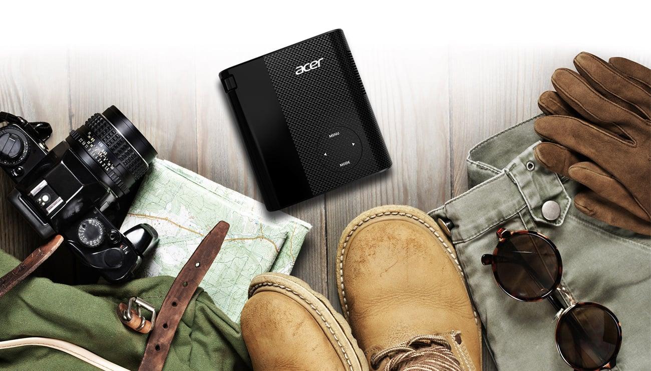 Acer C200 DLP Projektor z serii C2
