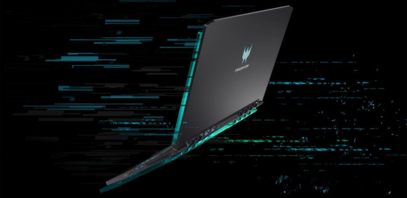 Acer Triton 500 dźwięk