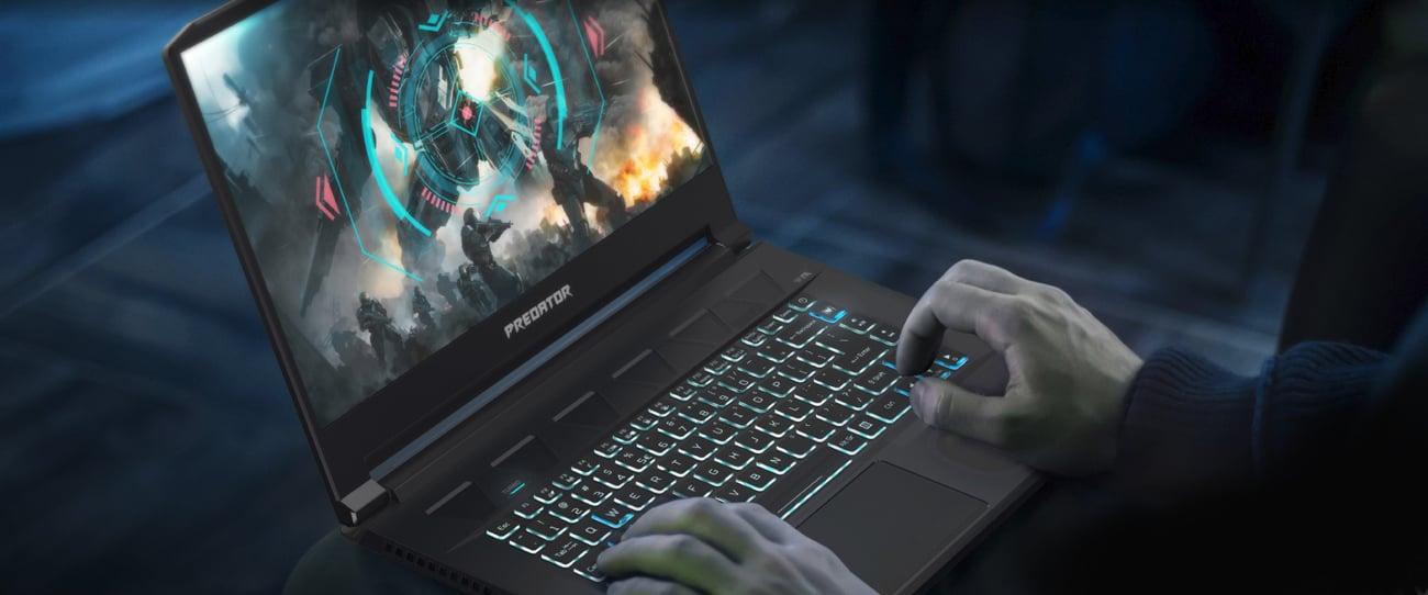 Acer Triton 500 chłodzenie