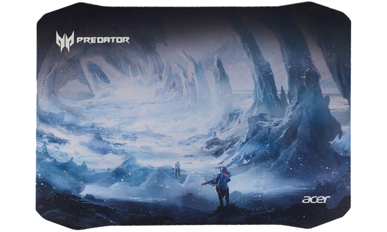 Predator Gaming Mousepad - Ice Tunnel