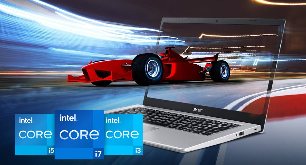 Procesor Intel Core 11 gen