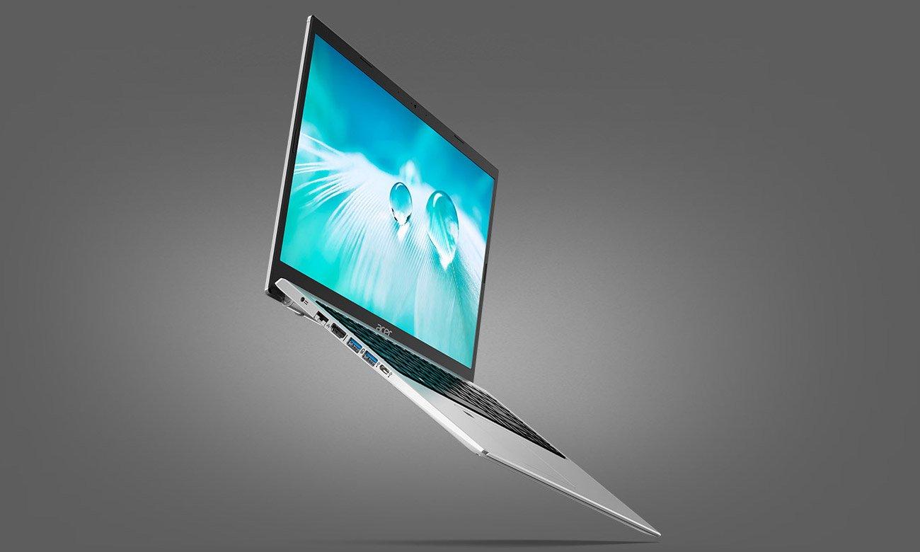 Niesamowity wygląd Acer Aspire 5