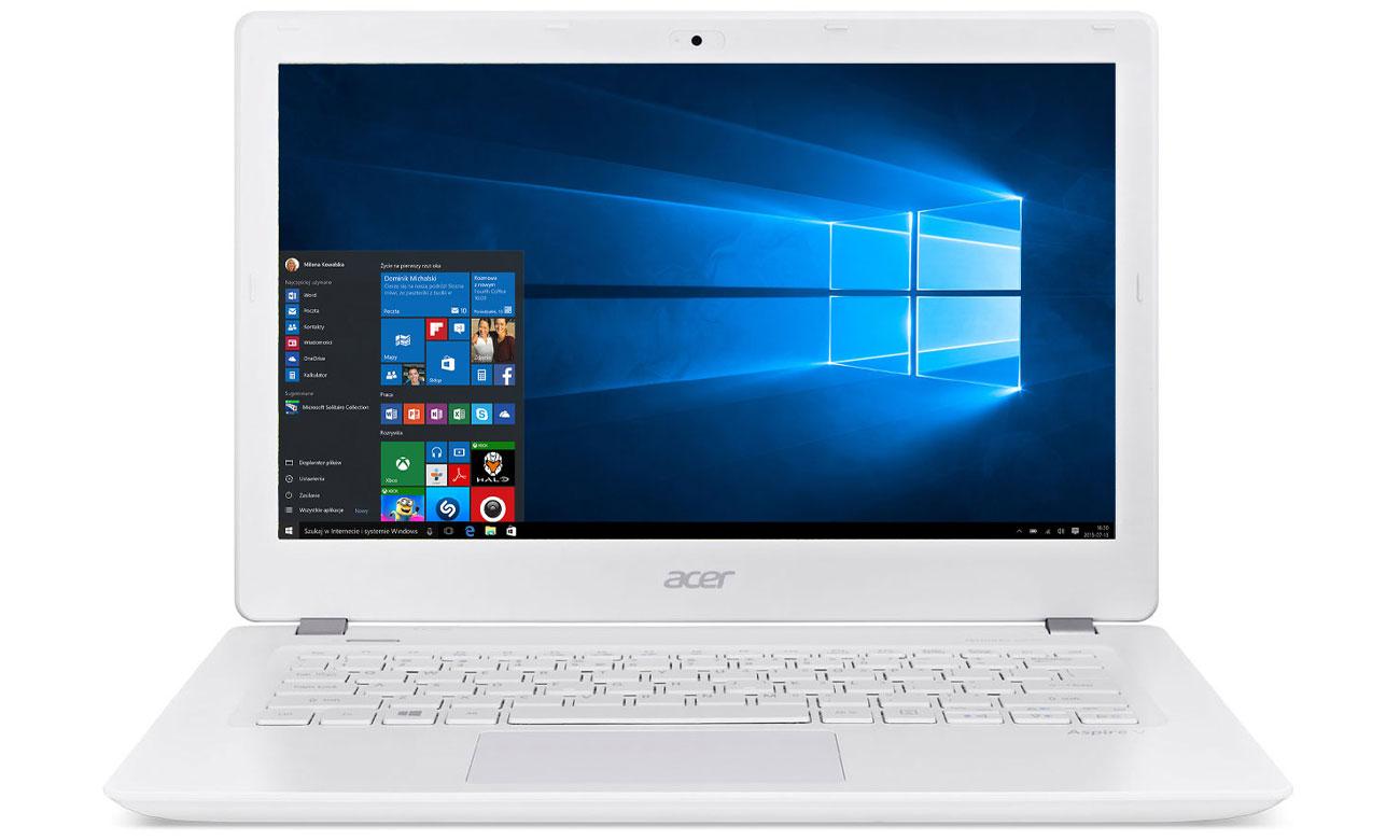 Acer Aspire V układ graficzny intel hd graphics