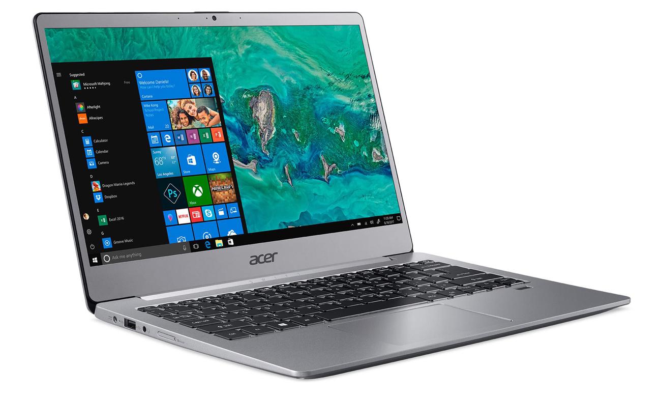 Acer Swift 3 matryca ips