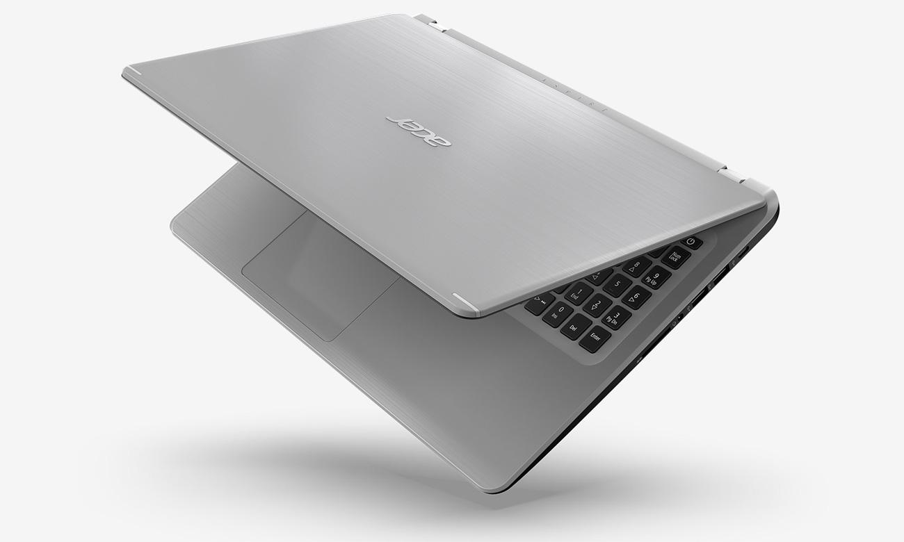 Acer Aspire 5 cienki laptop aluminiowa obudowa