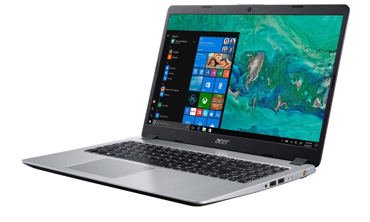 Acer Aspire 5 Procesor Intel Core i5 8-generacji