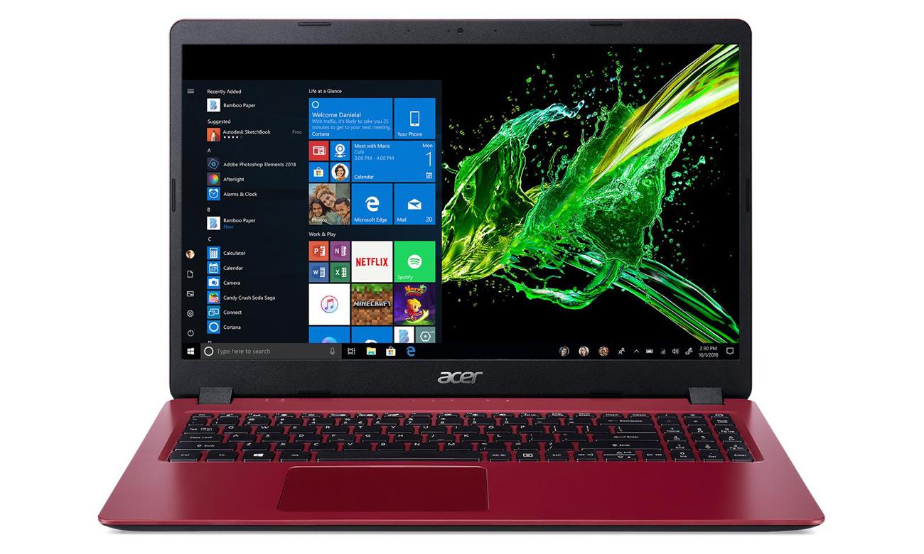Мультимедийные и стереодинамики Acer Aspire 3