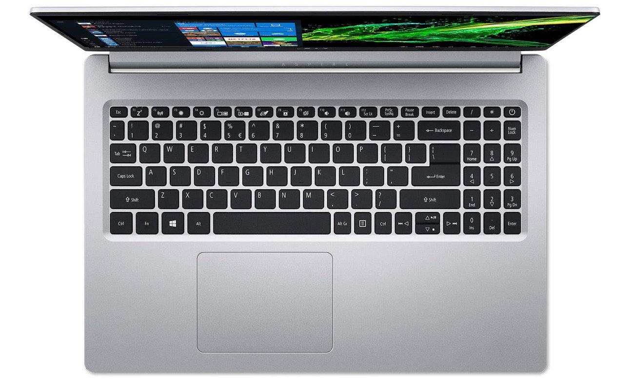 Ноутбук Acer Aspire 5 с отличным звуком
