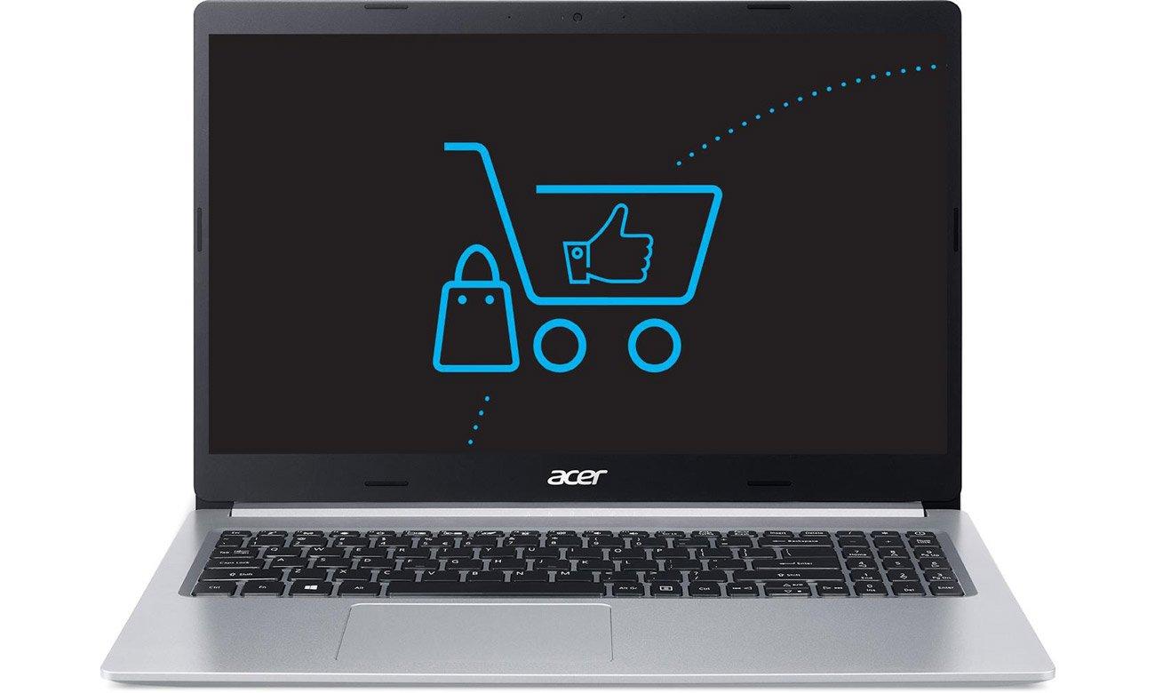 Uniwersalny laptop Acer Aspire 5