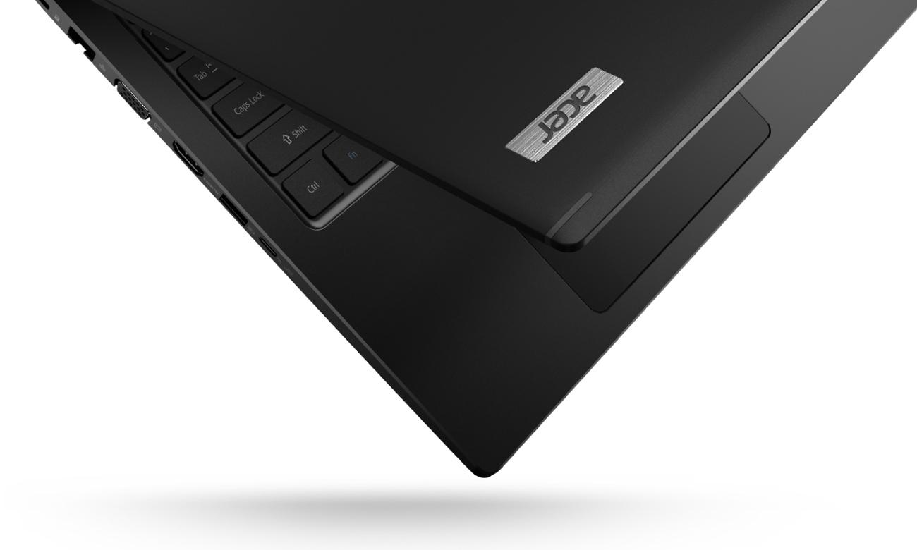Procesor Intel Core i5 ósmej generacji Acer TravelMate X3
