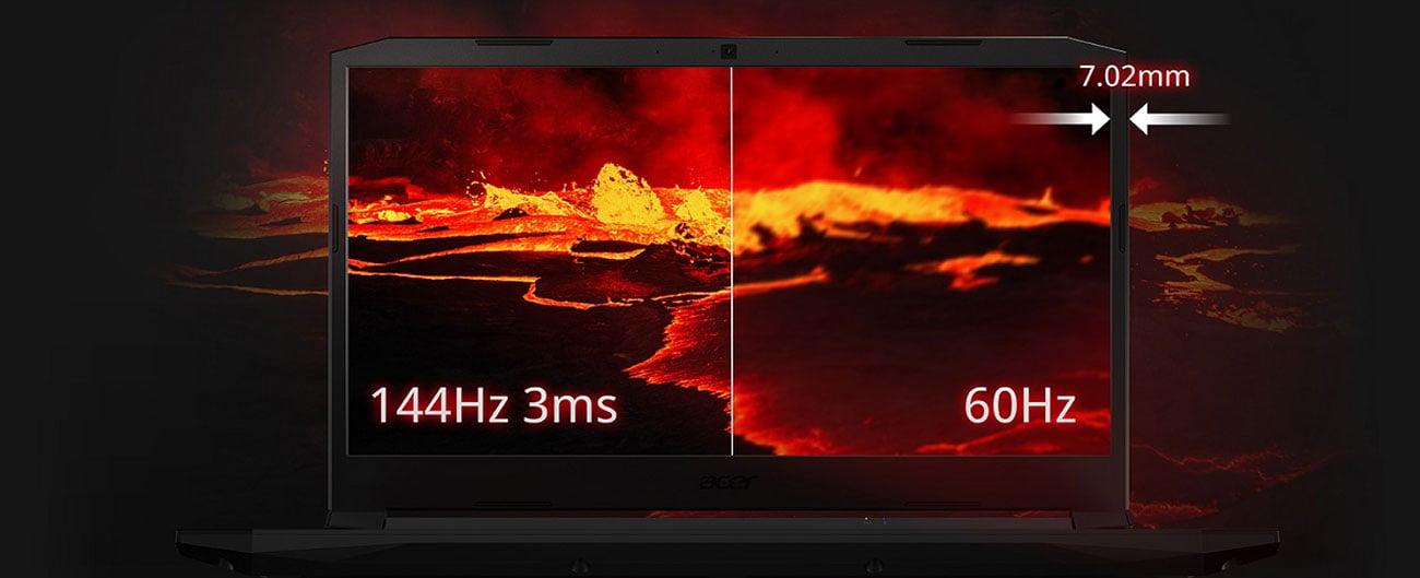 Laptop gamingowy Acer Nitro 5 ekran 144 Hz