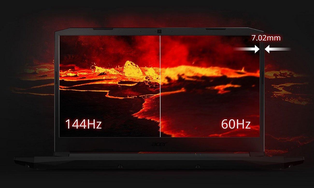 Acer Nitro 5 ekran 144 Hz