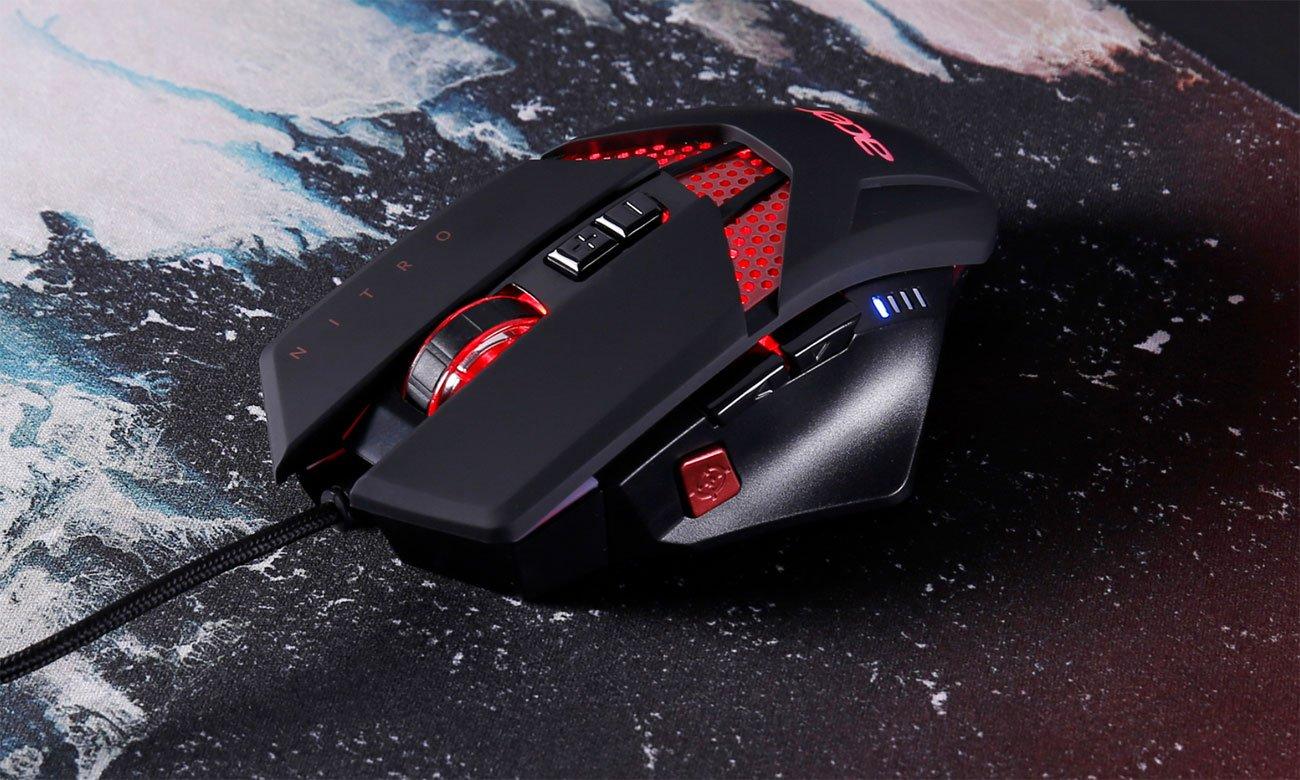 Mysz gamingowa Acer Nitro