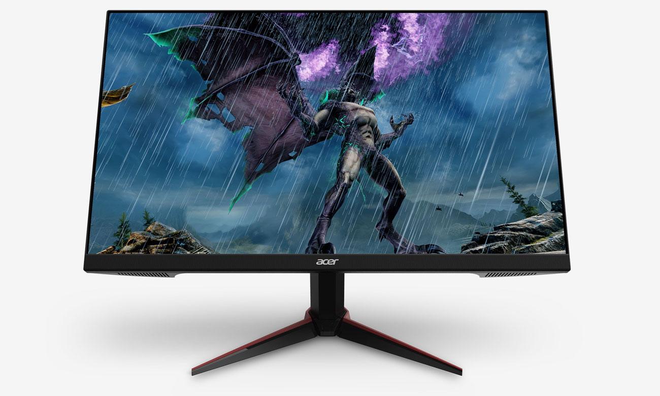 Acer Nitro VG240YUBMIIPX Rozdzielczość WQHD