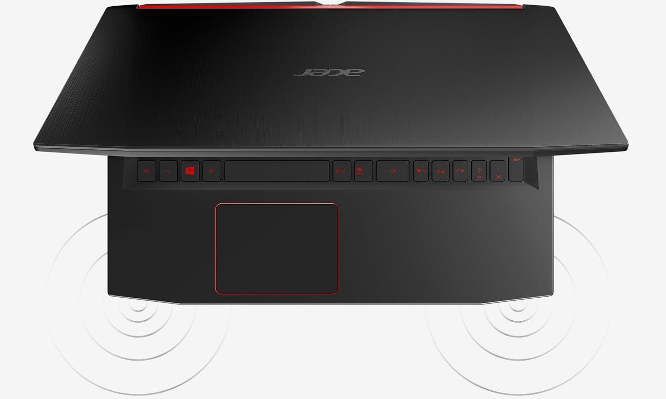 Technologia Dolby Audio™ Premium Acer Nitro 5