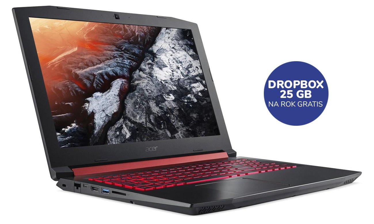 Acer Nitro 5 25 GB Dropbox