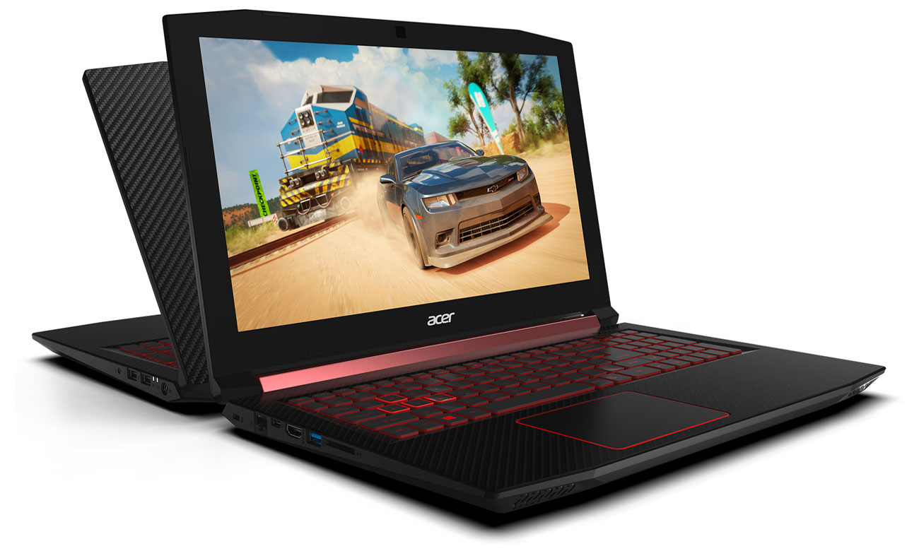 Acer Nitro 5 karta graficzna Amd Radeon RX