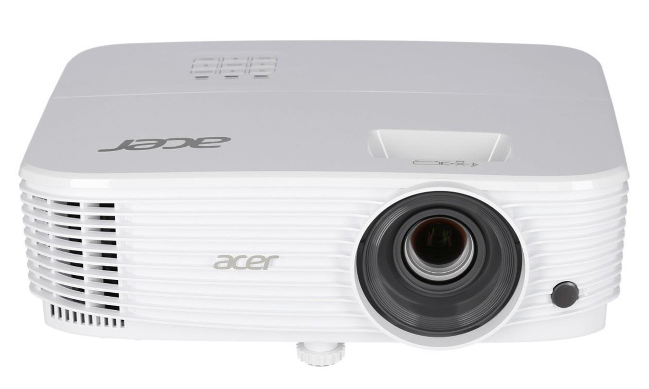 Projektor Acer P1150 jasne i żywe kolory technologia Acer Color