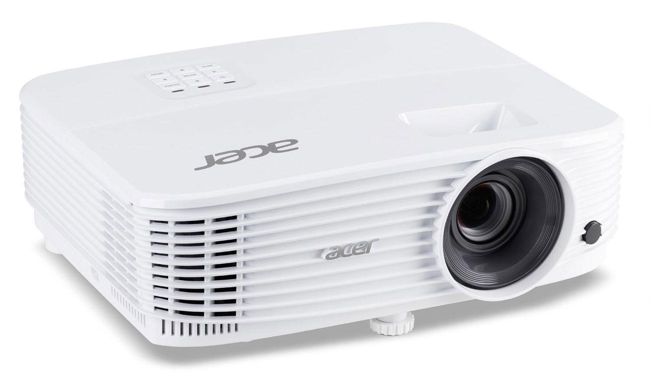 Acer P1250B DLP Doskonały projektor do pracy i rozrywki