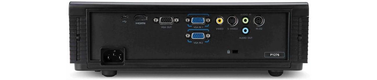 Acer P1276 technologia acer smartformat