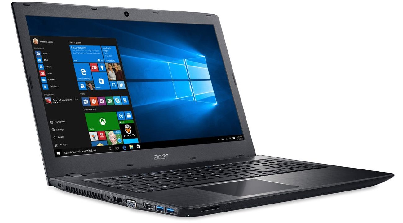 Acer P259 procesor Intel Core i3 7th generacji