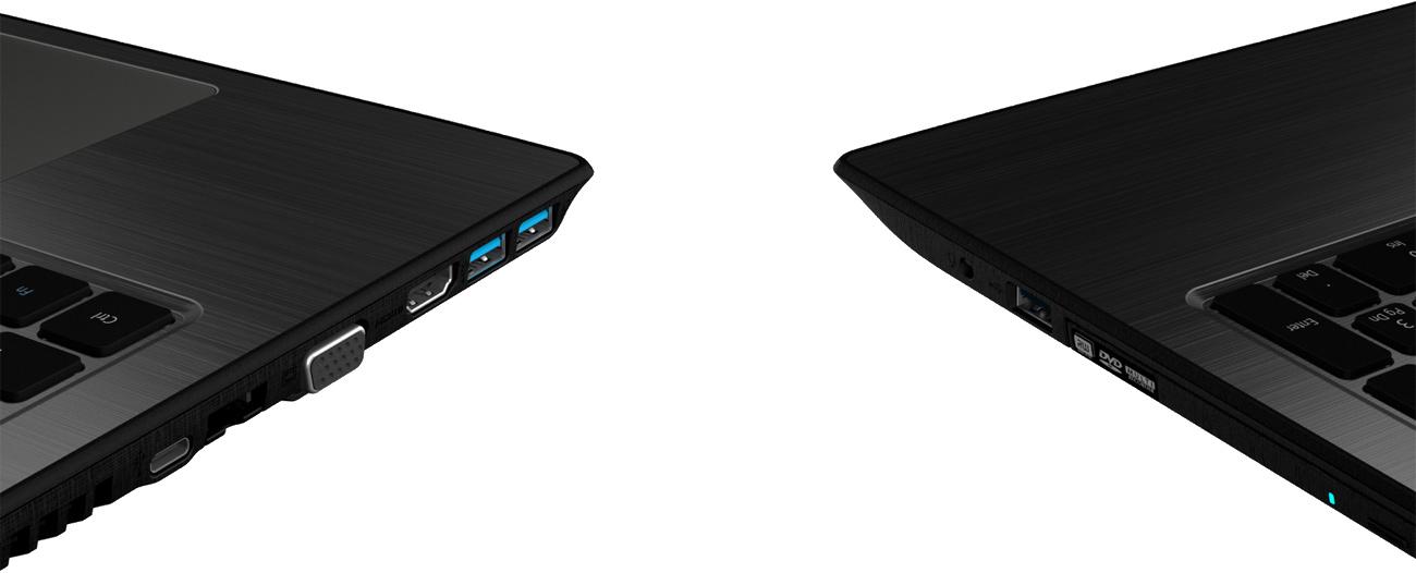 Acer P259 obsługa wielu wyświetlaczy