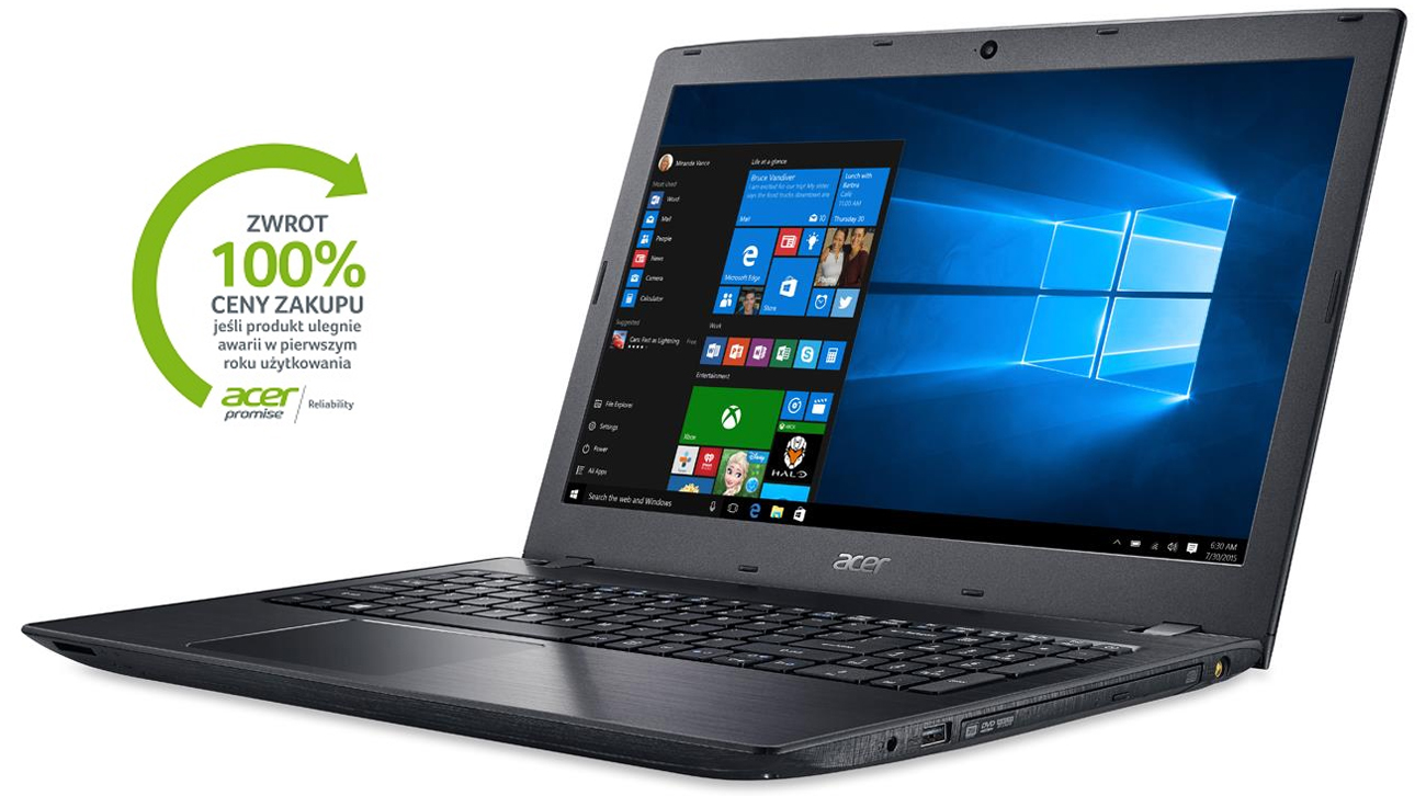 Acer P259 z Reliability Promise