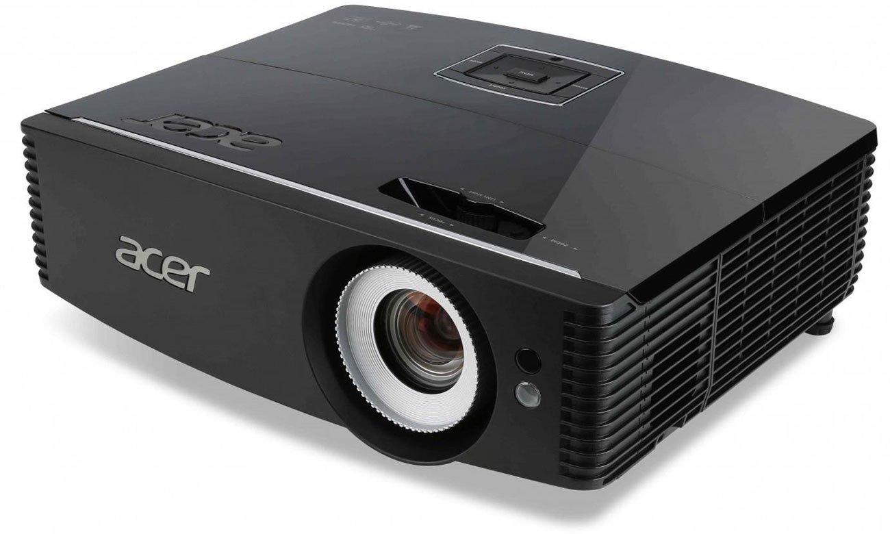 Acer P6500 DLP Kryształowo czysty obraz w każdym pomieszczeniu