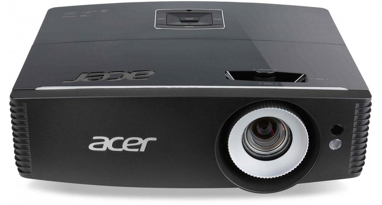 Acer P6500 DLP Technologia Acer SmartFormat Poręczne narzędzia