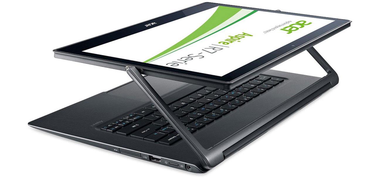 Ultrabook Acer R7-372T układ graficzny intel hd graphics funkcje graficzne