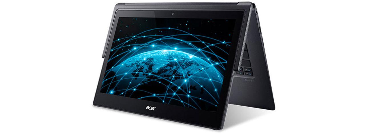 Ultrabook Acer R7-372T inteligentna łączność maksimum mimo