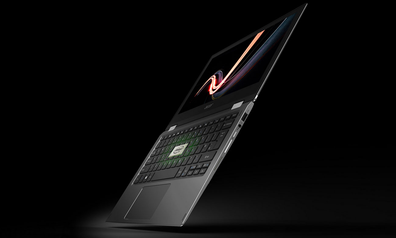 Acer Spin 1 Procesor Intel Celeron