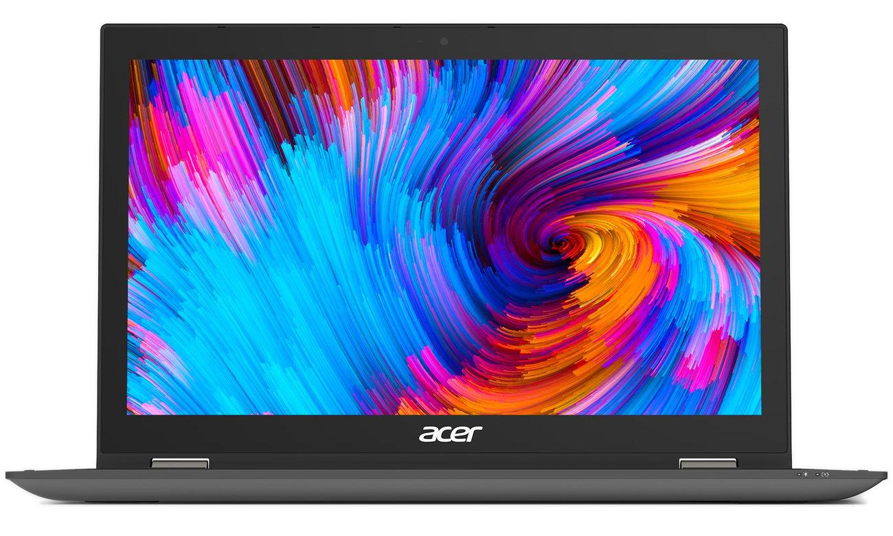 Acer Spin 3 Wysokiej jakości dotykowy ekran Full HD IPS