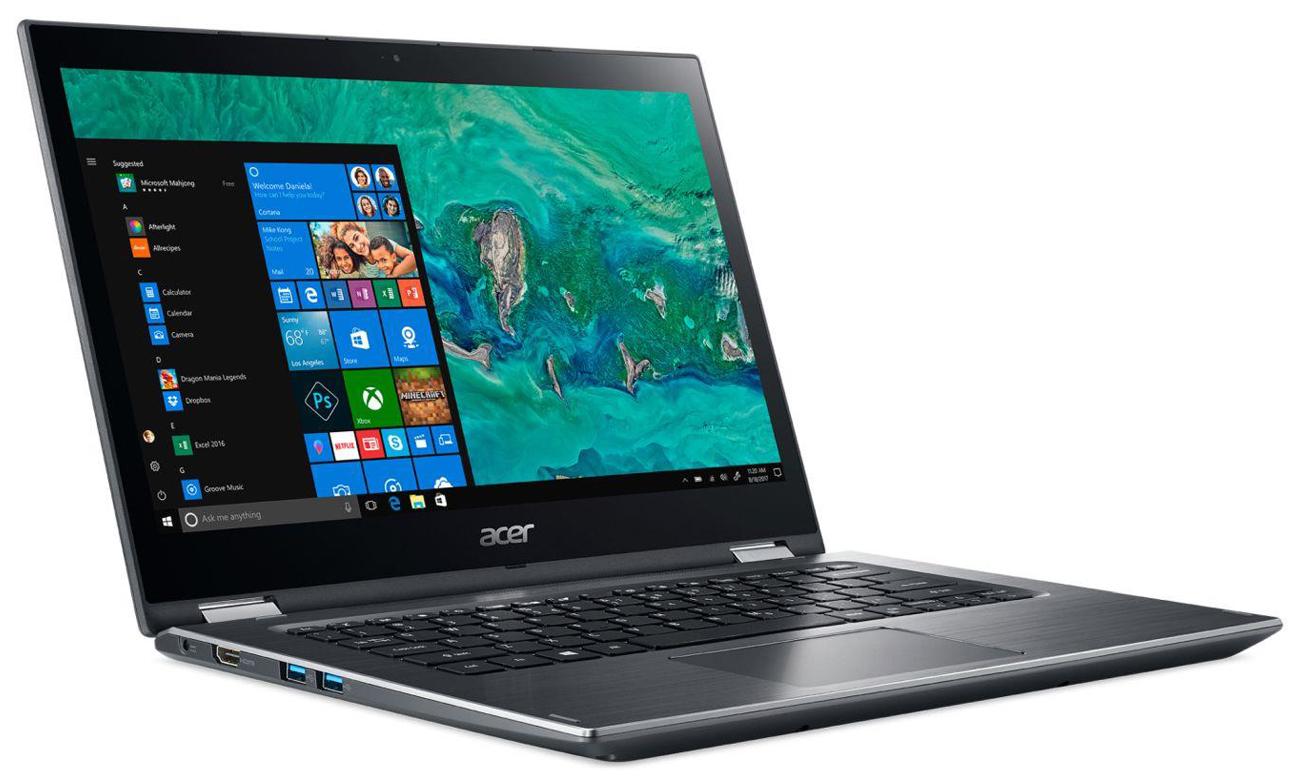 Acer Spin 3 Acer TrueHarmony, Moc dźwięku