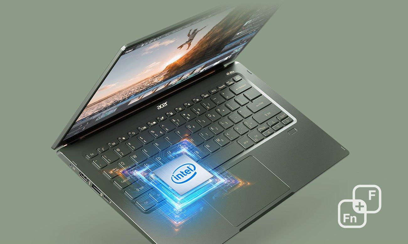 Acer Swift 5 z procesorem Intel Core 11 generacji