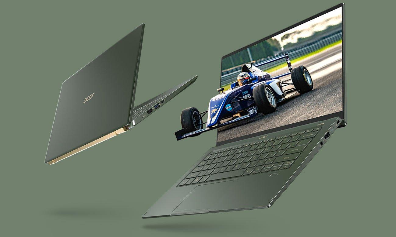 Acer Swift 5 Lekki i mobilny laptop