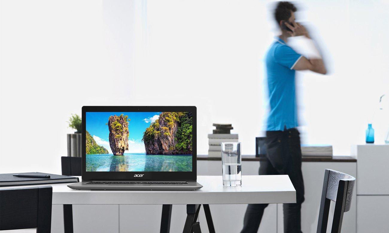 Acer Swift 3 czytnik linii papilarnych
