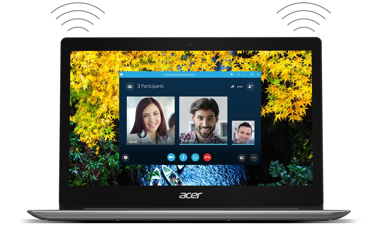 Acer Swift 3 łączność