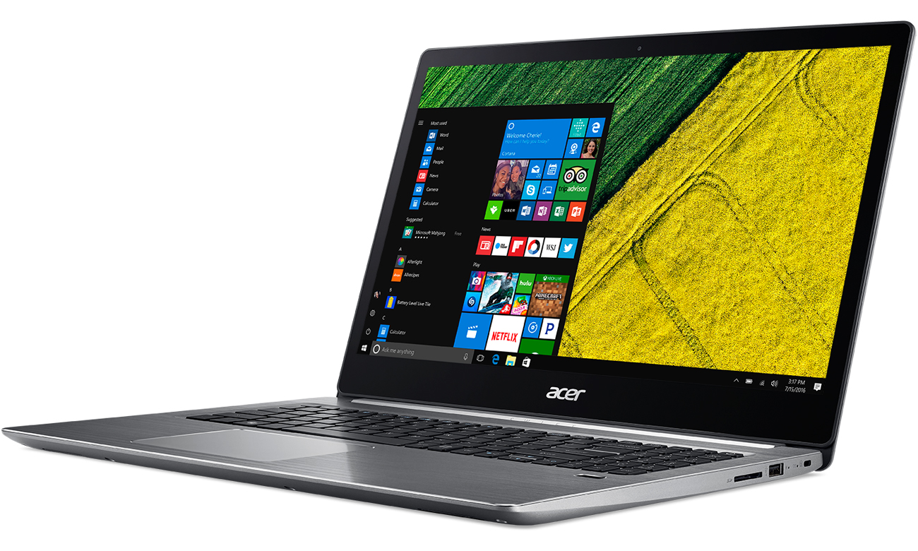 Acer Swift 3 matryca ips