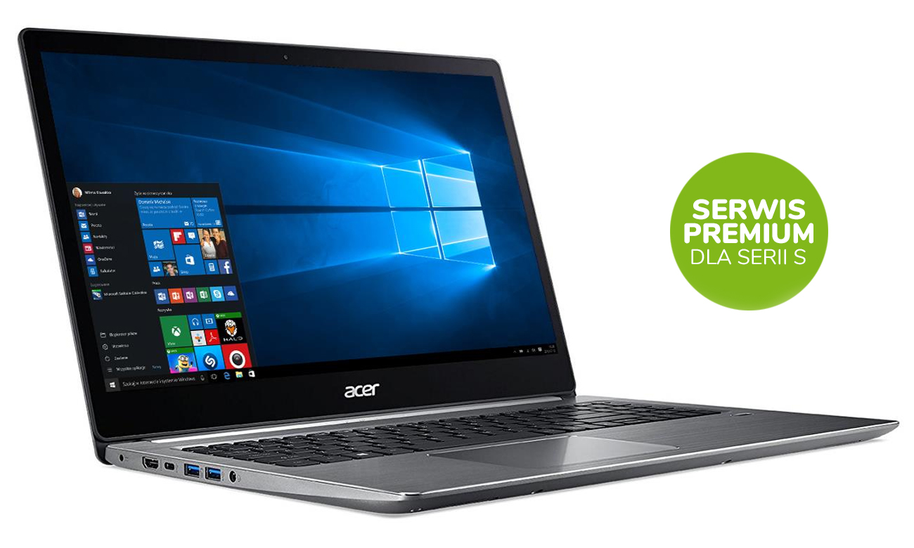 Acer Swift 3 Serwis Premium