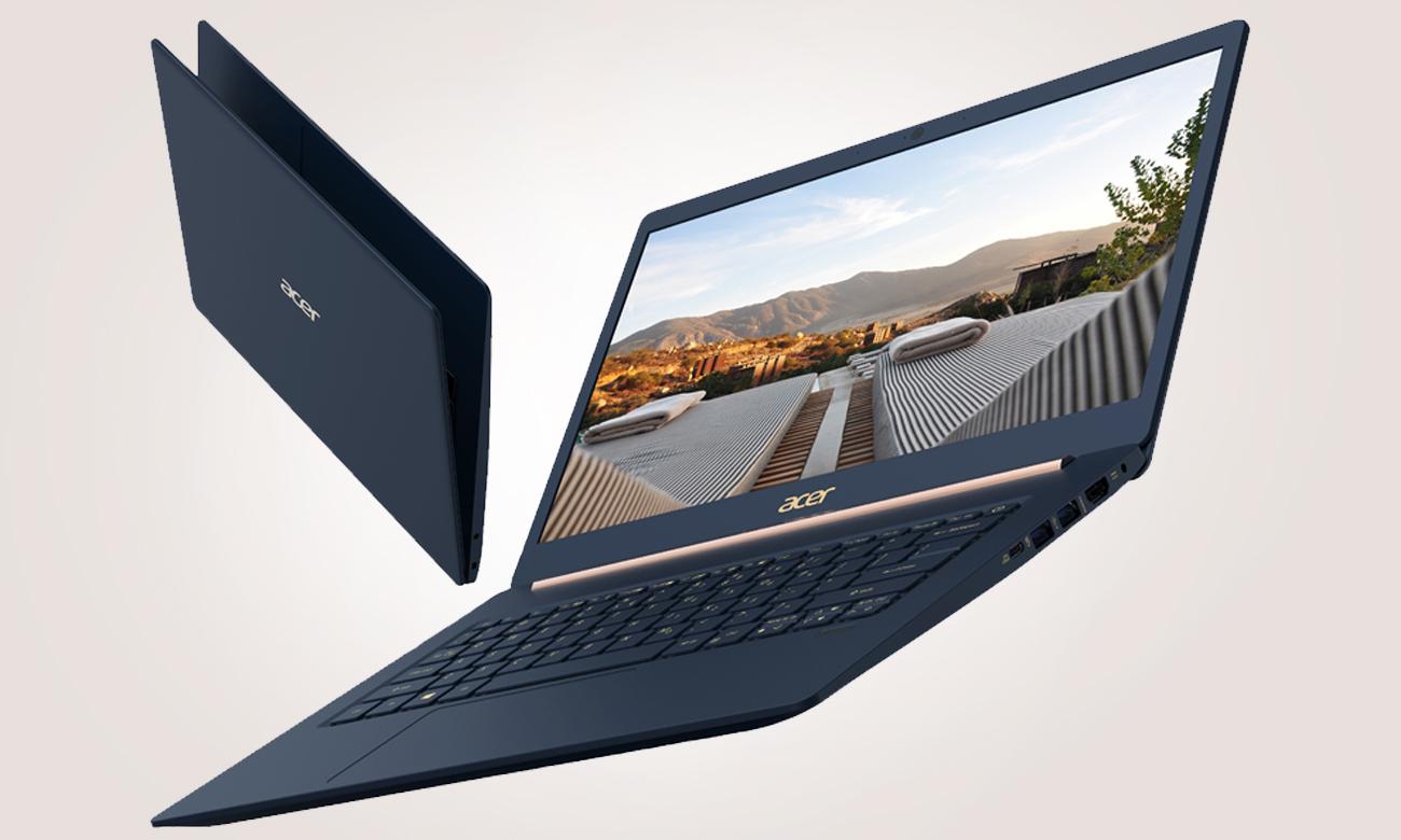 Acer Swift 5 Procesor Intel Core i5 ósmej generacji