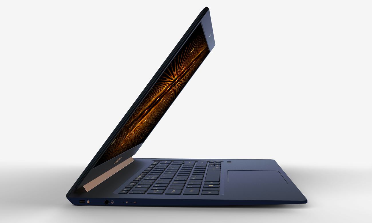 Acer Swift 5 Karta graficzna Intel UHD Graphics